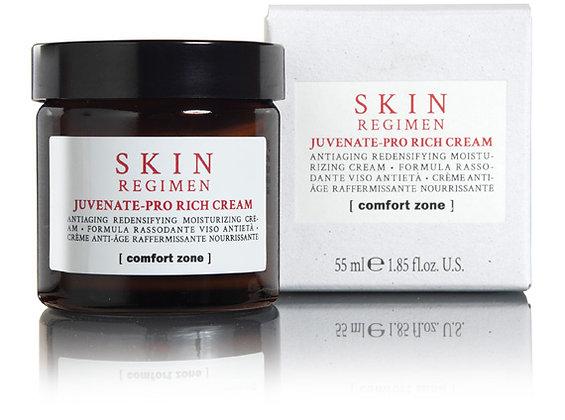 Skin regimen Juvenate-pro rich cream