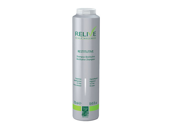Relive Restitutive shampoo