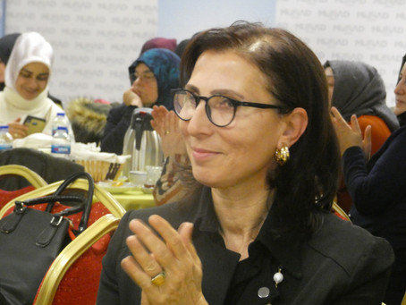 Bursa Mutlu Yuva Derneği / MÜSİAD Bursa - Uzman Psikolojik Danışman Sevim Nadir Söyleşisi