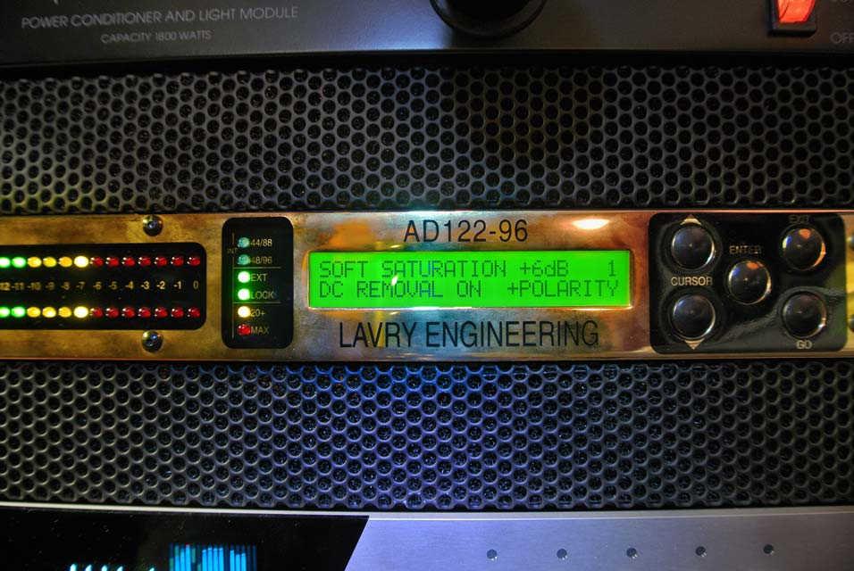 Lavry AD122-96 Converter.