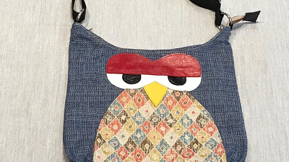 Flutter Fun (Owl Bag)