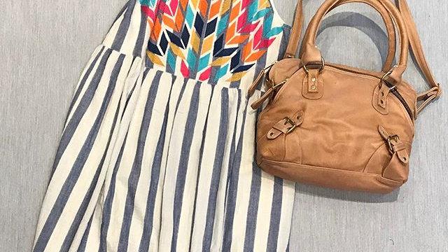 Summer Outfit (Sun Dress)