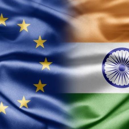 EU, India Announce 'Comprehensive Connectivity Partnership'
