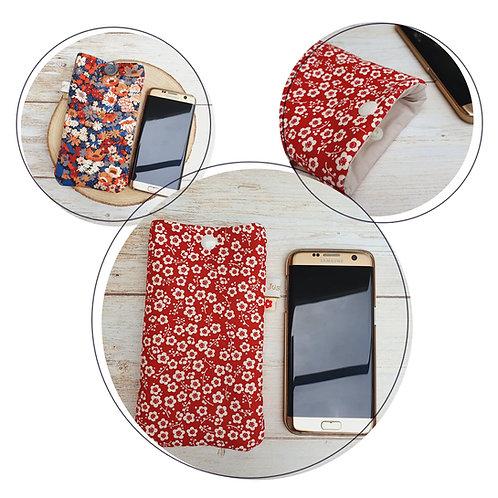 Créez votre pochette téléphone tissu