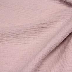 tissu-double-gaze-de-coton-gaufree-rose-