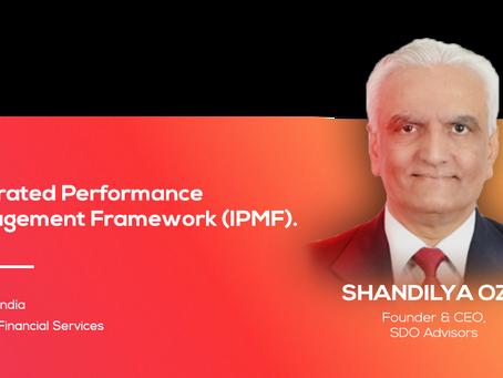 Integrated Performance Management Framework (IPMF)