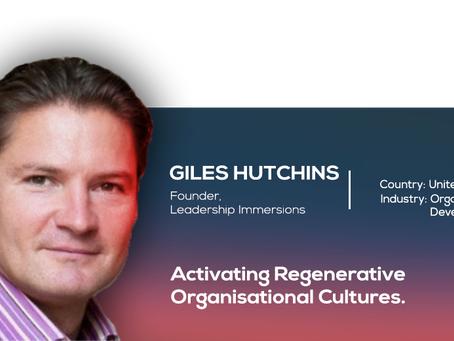 Activating Regenerative Organisational Cultures