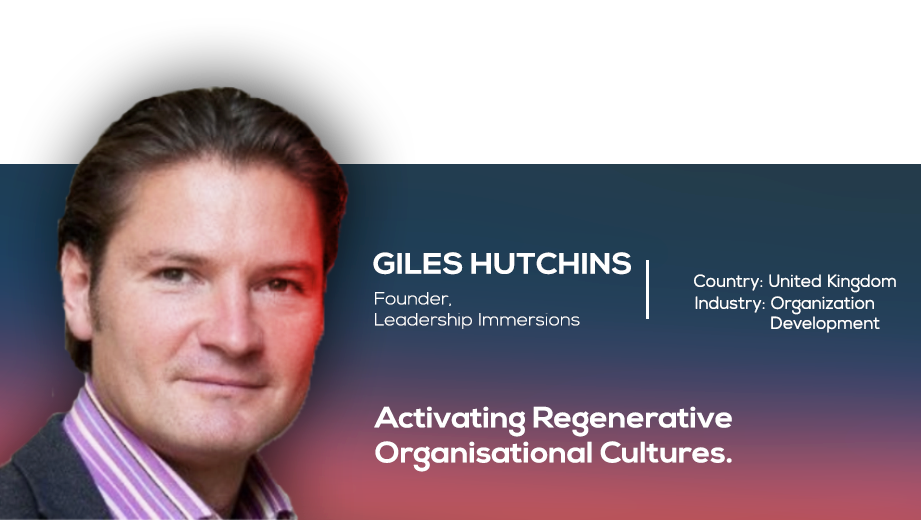 Activating Regenerative Organisational Cultures