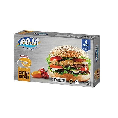 Roja Shrimp Burger
