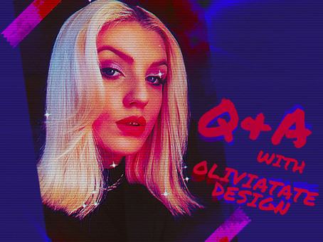 Q&A with Olivia_tatedesign