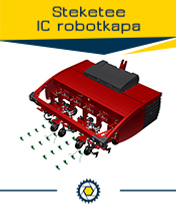 Steketee IC Robotkapa, kapáló robot