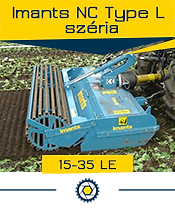 Imats JNC Type L talajmaró