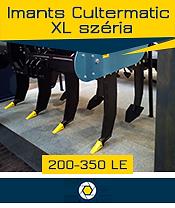 Imants Cultermatic XL talajlazító
