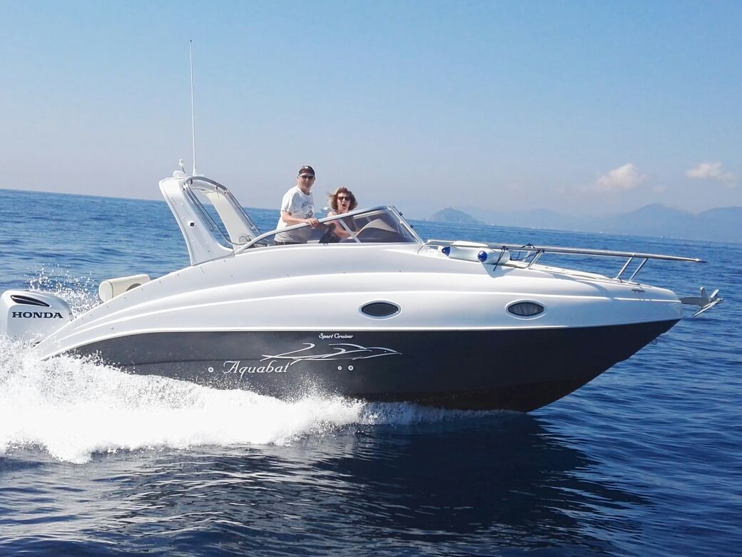 Aquabat Sport Cruiser 24