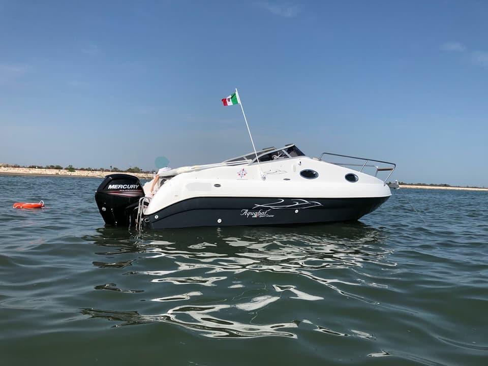 Aquabat sport Cruiser 20