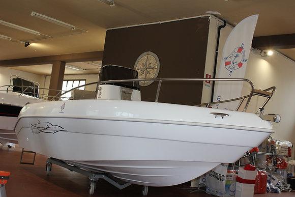 Aquabat Sport Line 19 Open  Honda 40 CV E998 cc