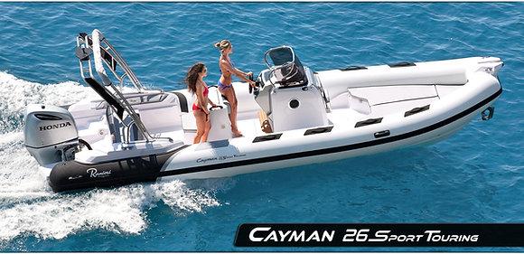 CAYMAN 26 SPORT TOURING