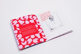 Illustrations and layout for Turku Design Festival 2016 festival fanzine by graphic designer Johanna Bruun.