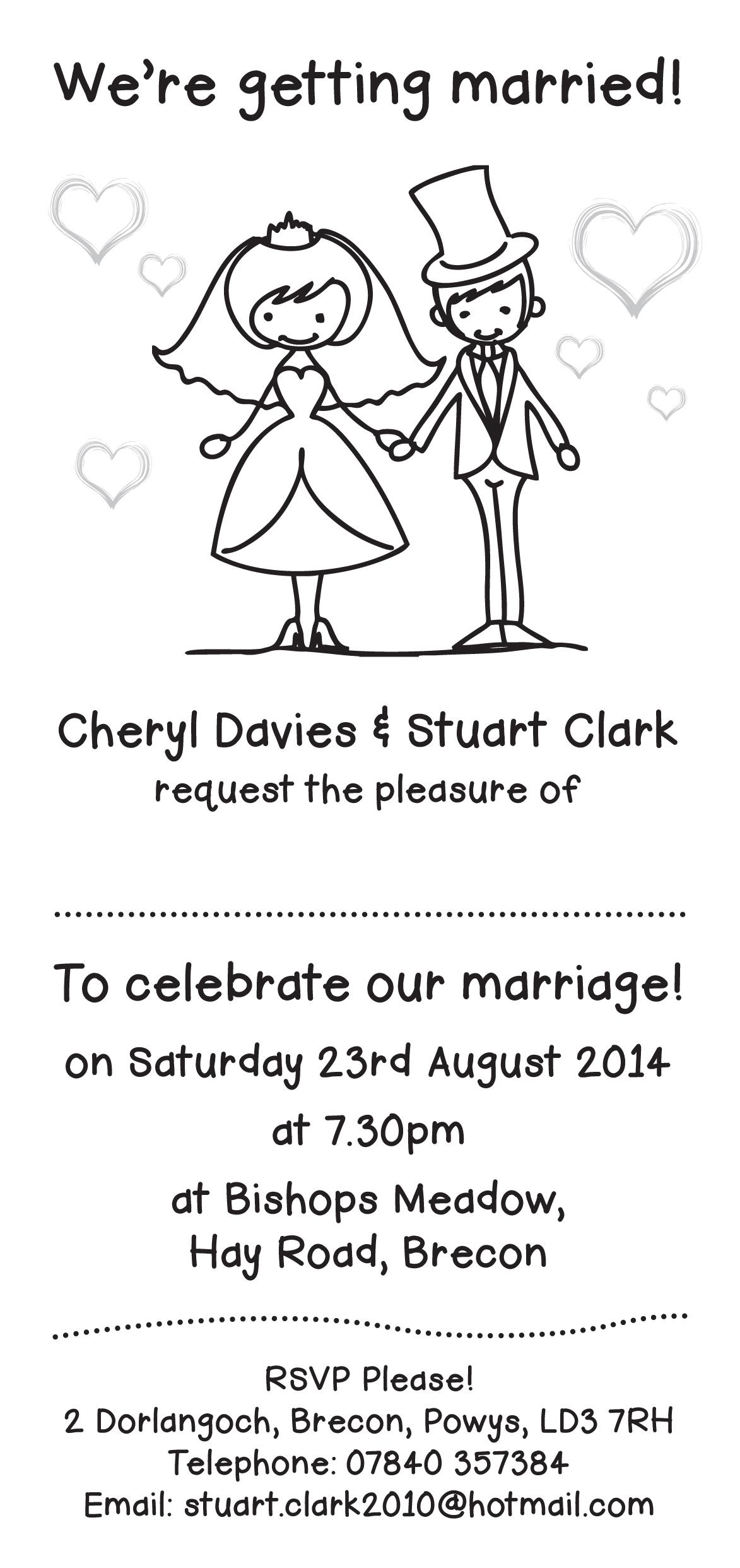 Stuart & Cheryl Clark