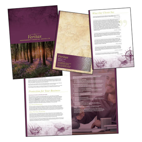 Deesigns Brochure Design