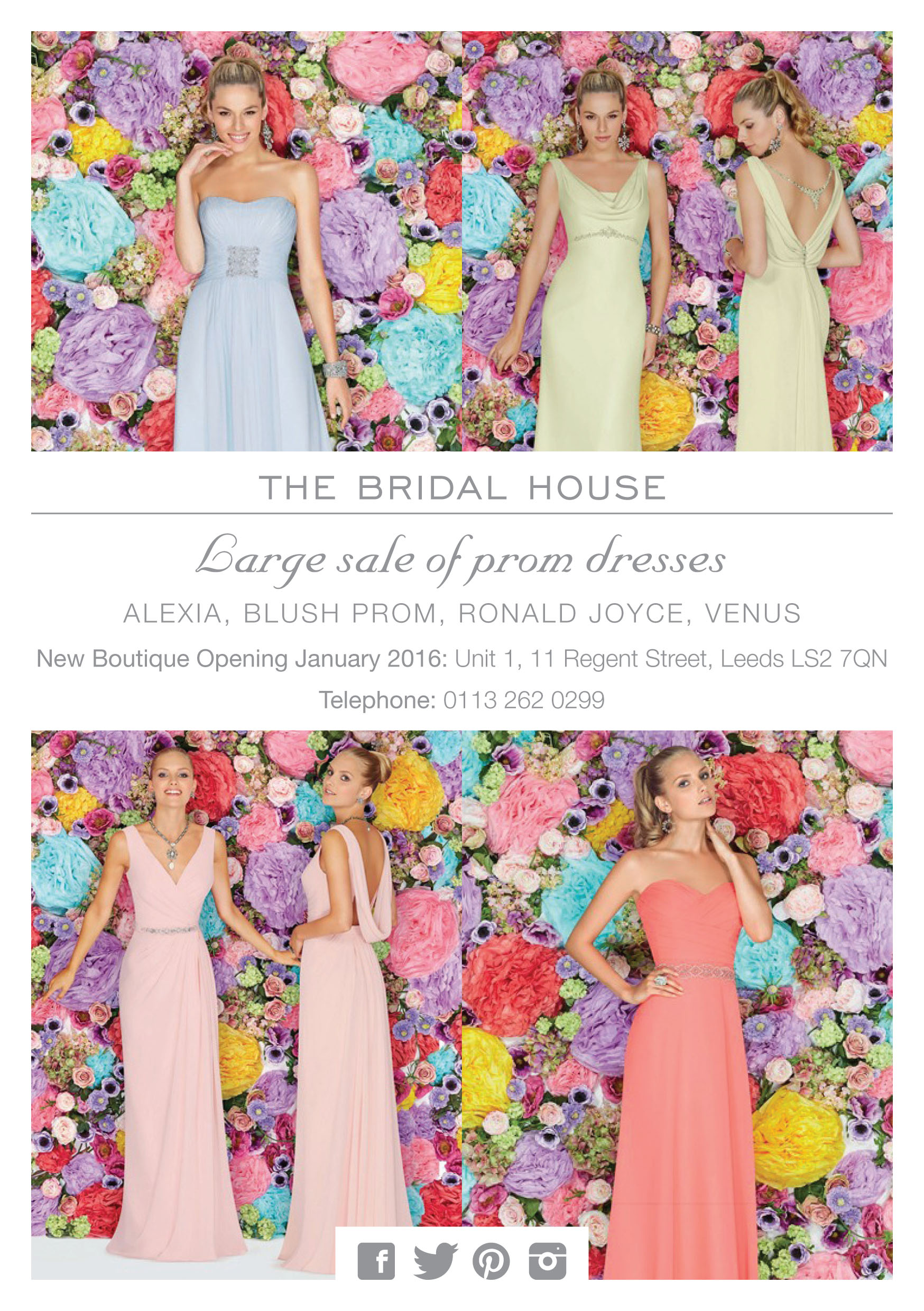 The Bridal House, Leeds