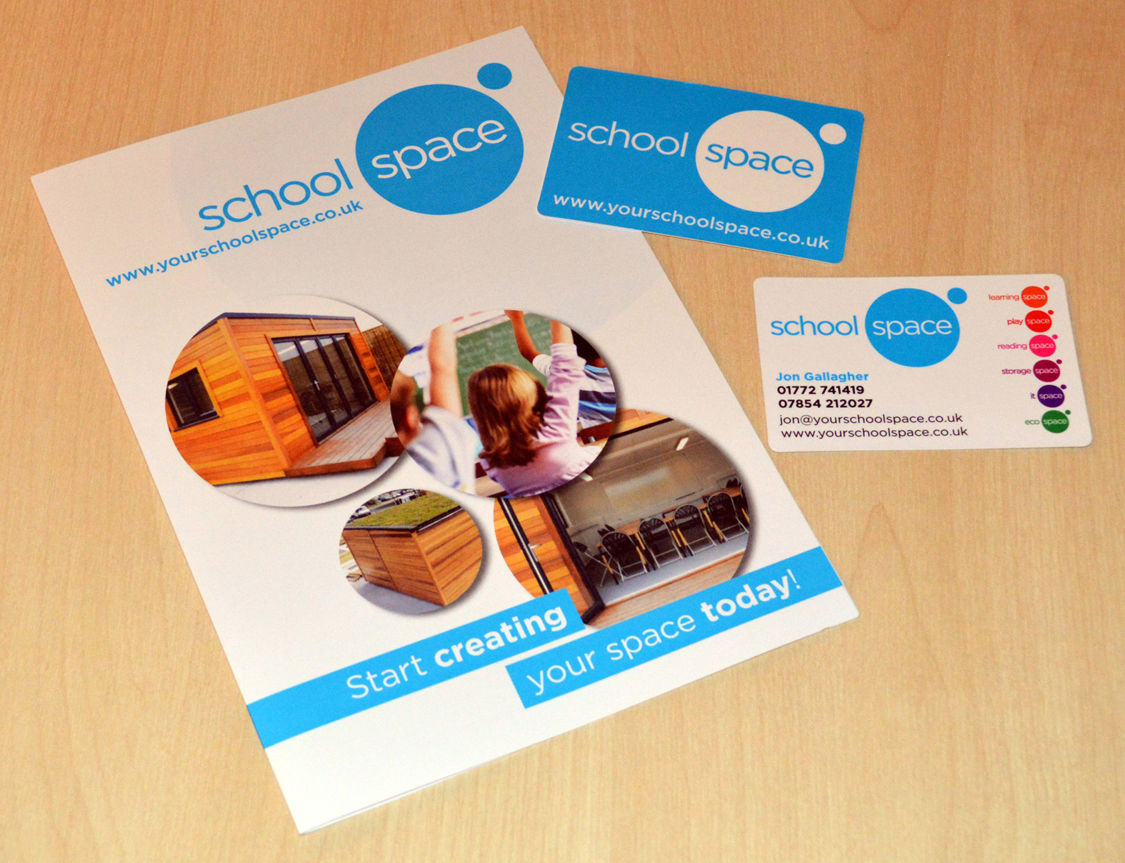 Leaflets and Business Cards