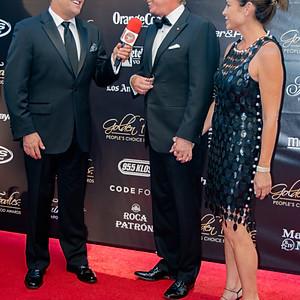 Golden Foodie Awards Red Carpet