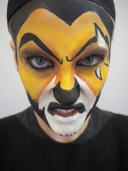 Scar. The Lion King