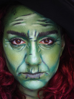 The Wicked Witch of the West. Wicked