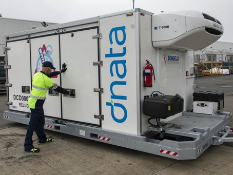 Dubai's dnata signs lease to expand cargo facility at Sydney Airport