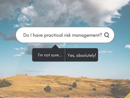 The Basics of Risk Management