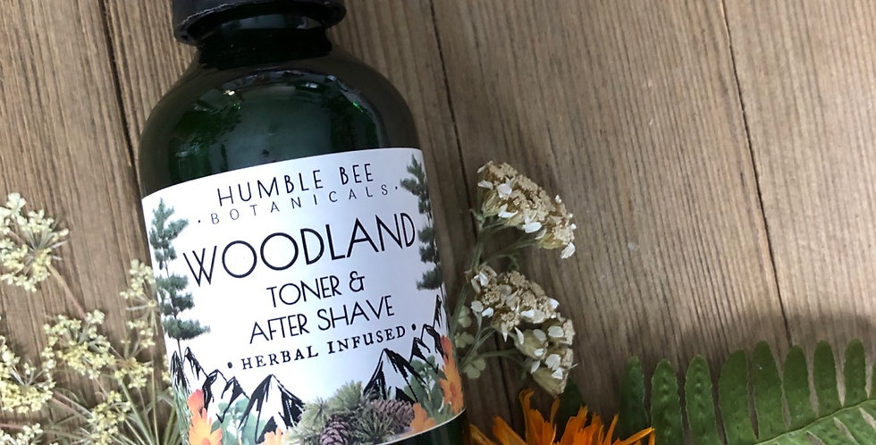 Woodland Toner & After Shave
