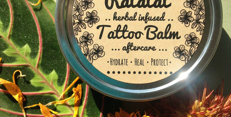 Ratatat Tatto Balm