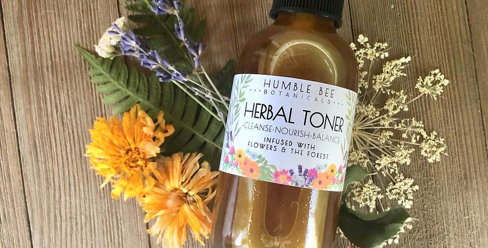 Herbal Face Toner