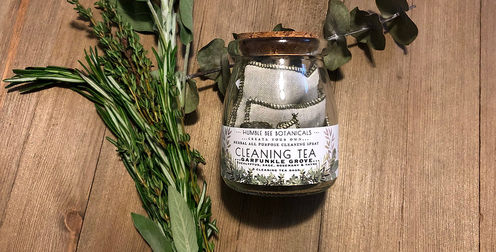Garfunkel Grove Cleaning Tea