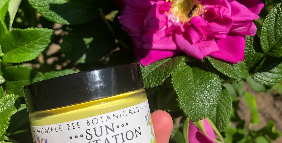 Sun Salutation - SPF Sun Butter