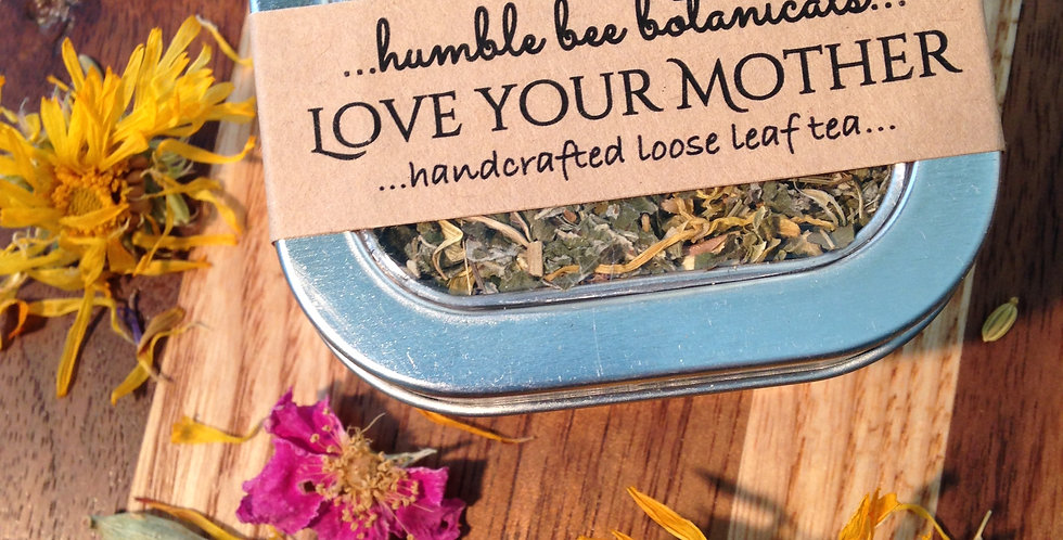 Love Your Mother - Herbal Tea