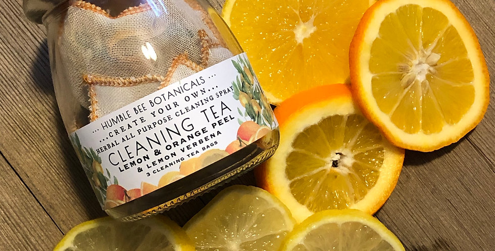Citrus Cleaning Tea