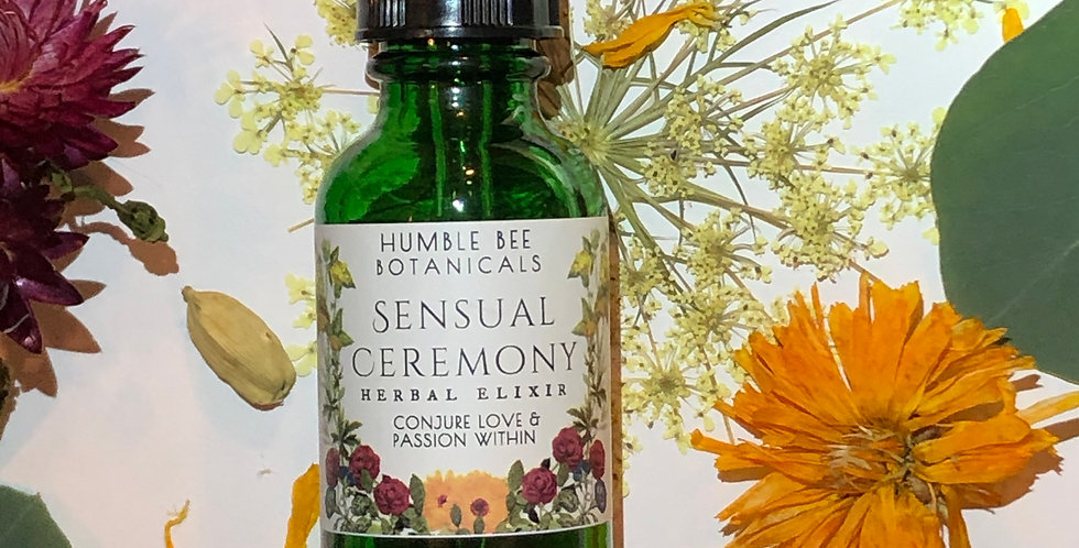 Sensual Ceremony - Herbal Elixir