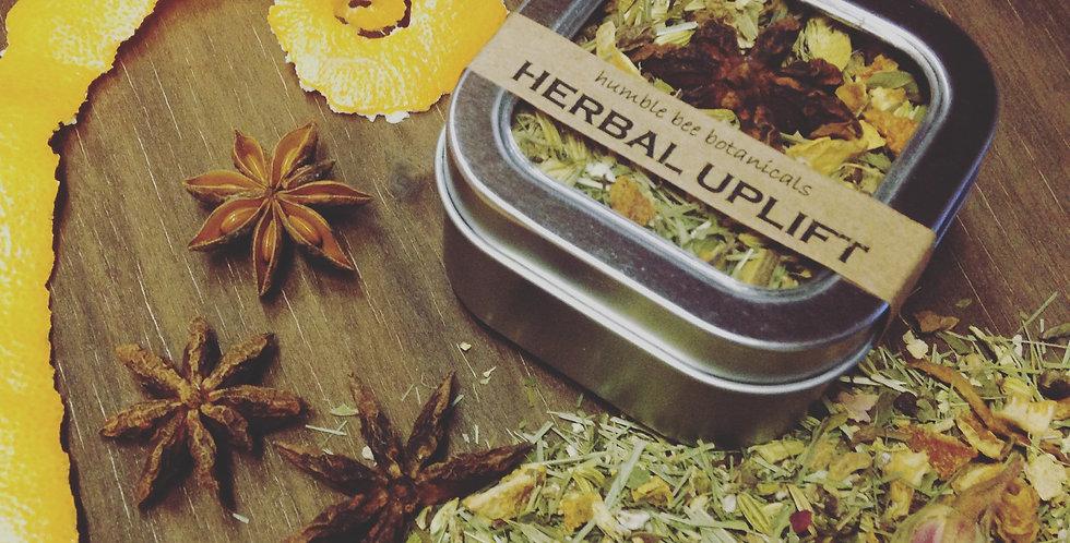 Herbal Uplift - Loose Leaf Tea Blend