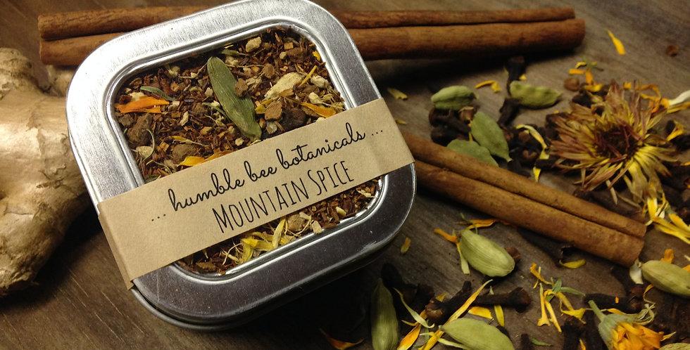 Mountain Spice Tea - Herbal Chai