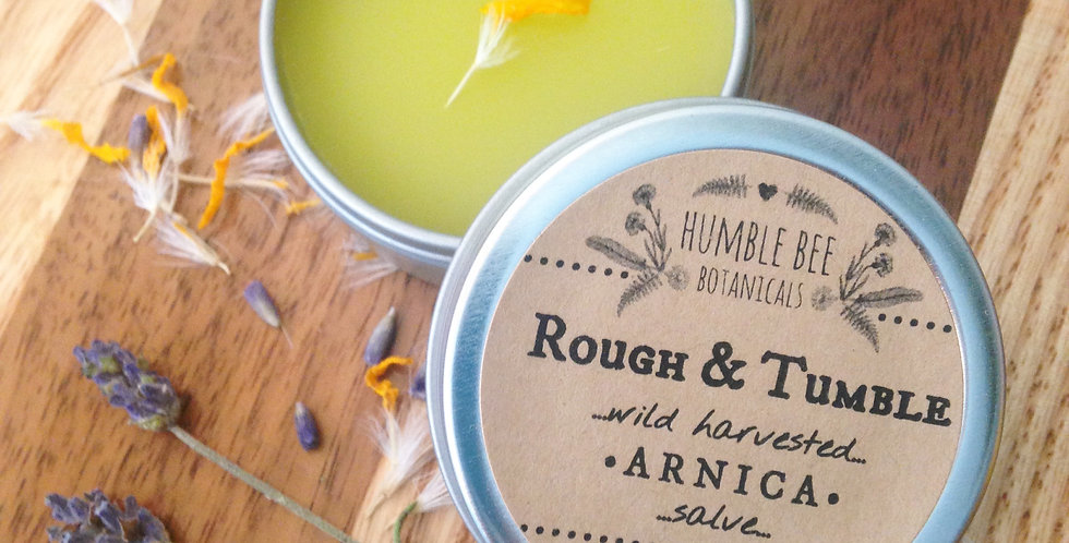 Rough & Tumble - Wild Harvested Arnica Rub