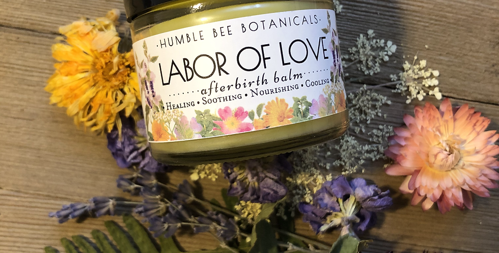 Labor of Love - Afterbirth Balm