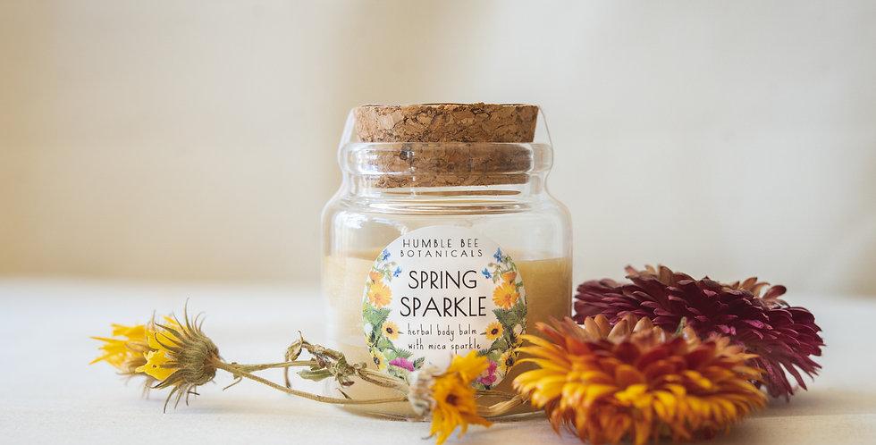 Spring Sparkle - Shimmering Herbal Balm