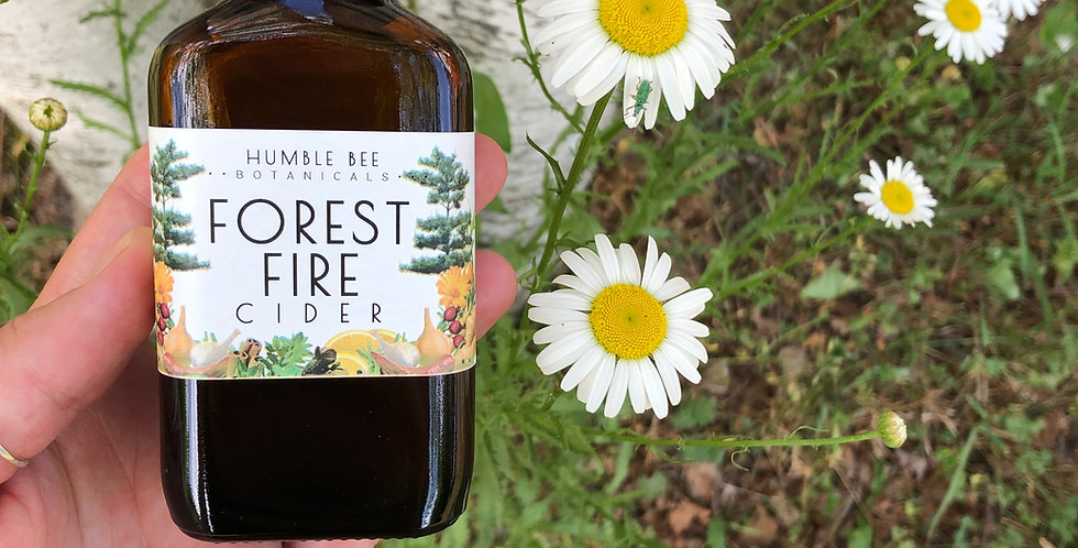 Forest Fire Cider