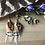 Thumbnail: Short + Sweet - Small Feather Earrings