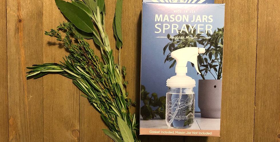 Mason Jar Spray Top