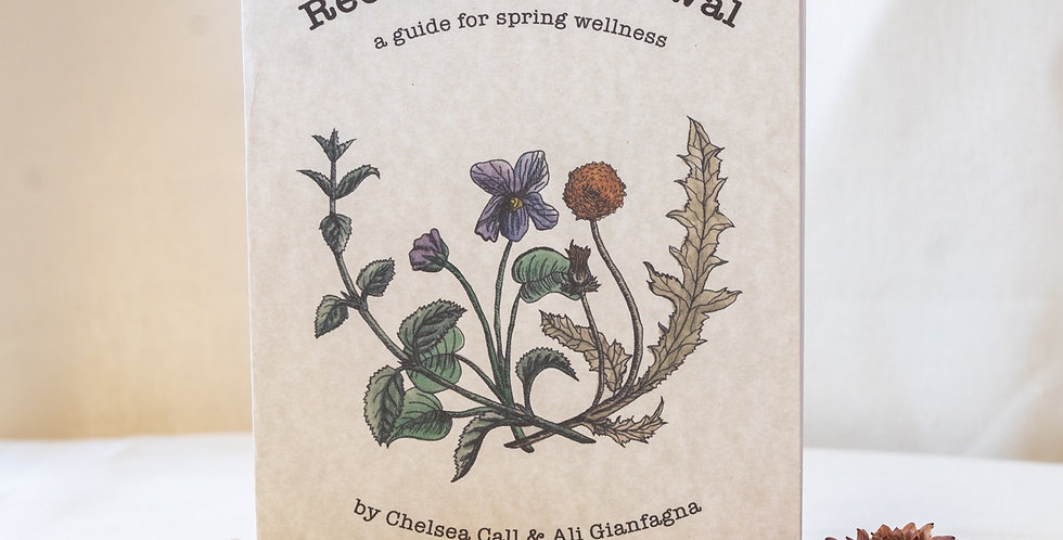 Recipes for Renewal - A Guide to Spring Wellness