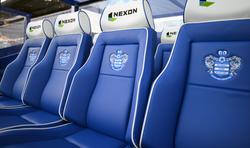 Dugout Seats
