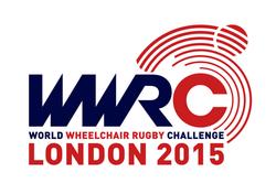 WORLD WHEELCHAIR RUGBY CHALLENGE logo